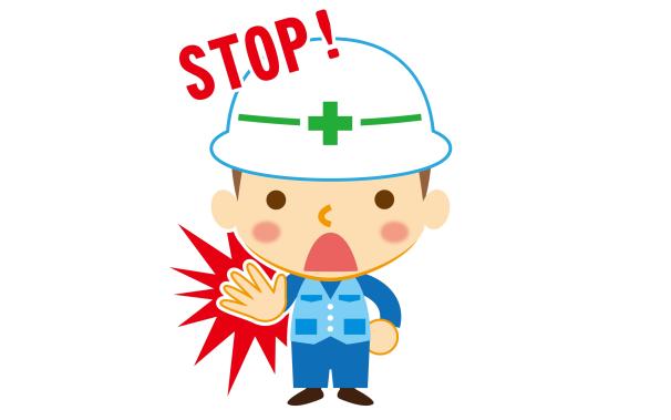 注意喚起 樹脂管に軟質塩ビを接触させないでください