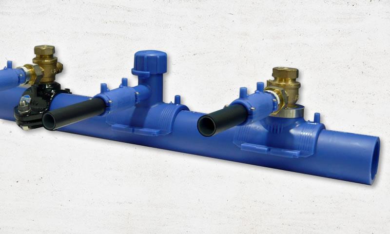 給水装置の耐震化へご提案 クボタケミックス 水道用ポリエチレン二層管(3種)JIS K6762
