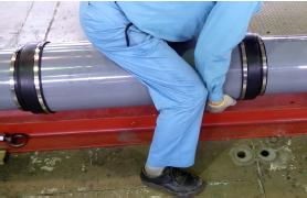 無電柱化推進への朗報! ボディ管スライド管の施工を簡便化